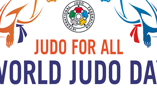 World Judo Day 2012 - JUDO FOR ALL